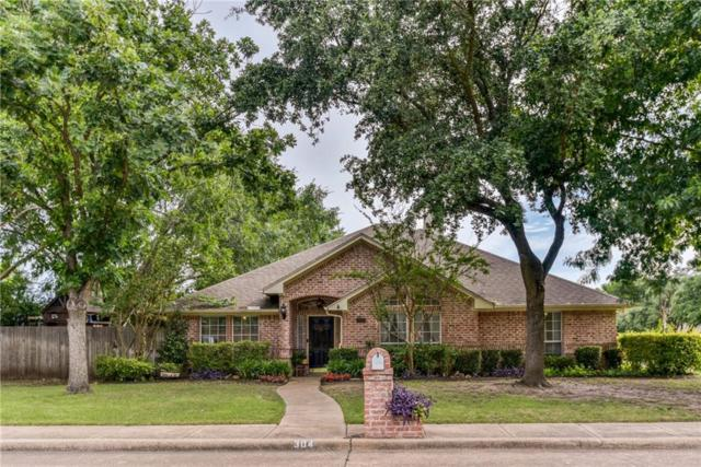 304 Sioux Court, Waxahachie, TX 75165 (MLS #14119121) :: Kimberly Davis & Associates