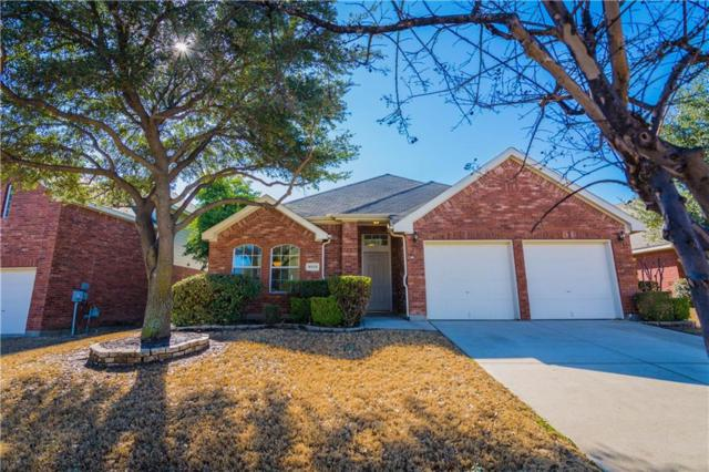 4528 Gila Bend Lane, Fort Worth, TX 76137 (MLS #14119145) :: The Sarah Padgett Team