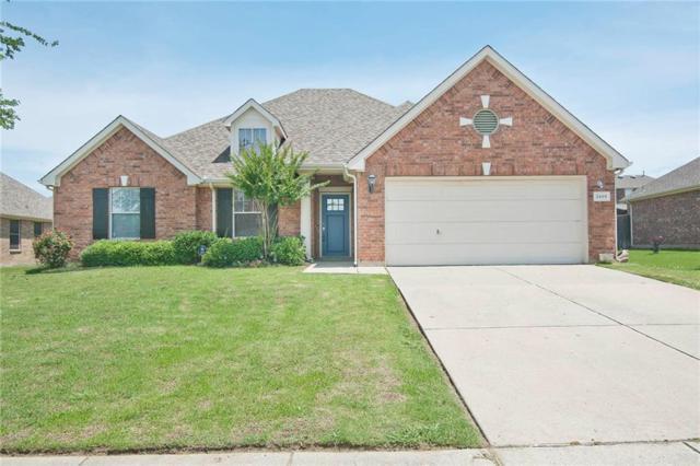 2409 Dawn Mist Drive, Little Elm, TX 75068 (MLS #14119156) :: Roberts Real Estate Group