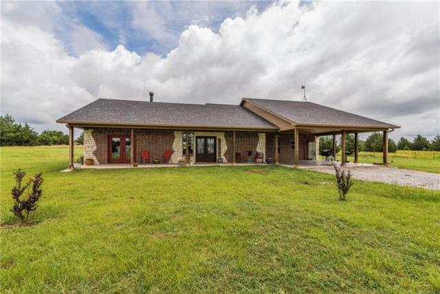 737 Jim Lamb Road, Sherman, TX 75090 (MLS #14119159) :: The Heyl Group at Keller Williams