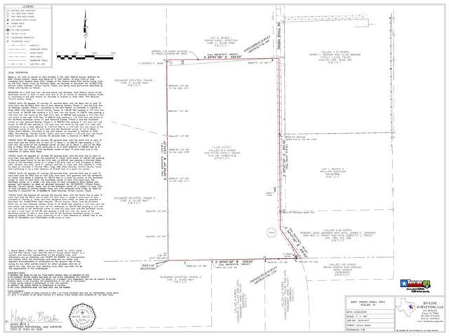 8901 Indian Knoll Trail, Keller, TX 76248 (MLS #14119203) :: The Sarah Padgett Team
