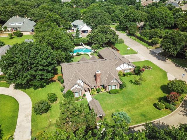 5912 Quality Hill Road, Colleyville, TX 76034 (MLS #14119212) :: Team Hodnett