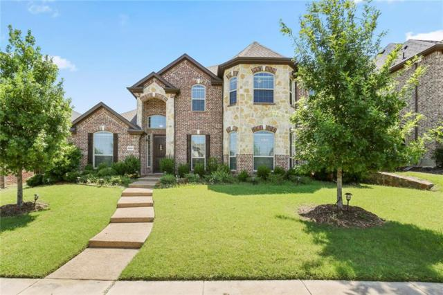 9260 County Down Lane, Frisco, TX 75033 (MLS #14119226) :: RE/MAX Town & Country