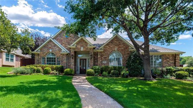 3216 Crooked Stick Drive, Plano, TX 75093 (MLS #14119250) :: RE/MAX Town & Country
