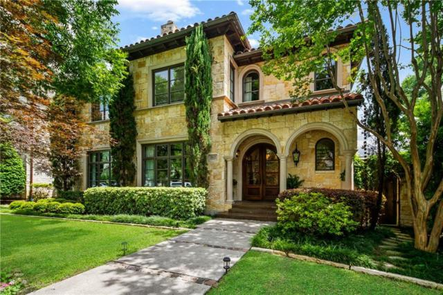 3015 Amherst Avenue, University Park, TX 75225 (MLS #14119258) :: The Heyl Group at Keller Williams