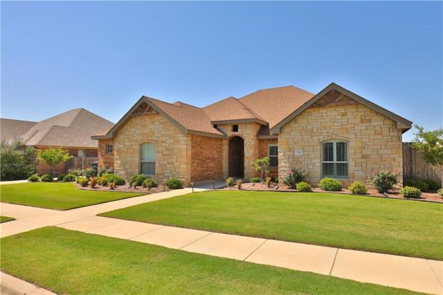 734 Mossy Oak Drive, Abilene, TX 79602 (MLS #14119286) :: The Good Home Team
