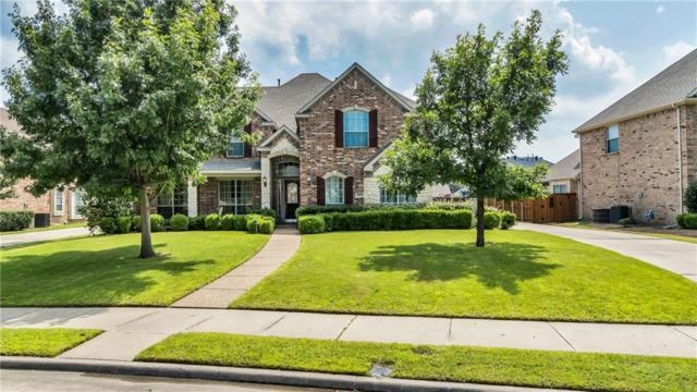 10005 Huffines Drive, Rowlett, TX 75089 (MLS #14119317) :: RE/MAX Landmark