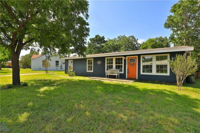 1418 S 32nd Street, Abilene, TX 79602 (MLS #14119341) :: The Heyl Group at Keller Williams