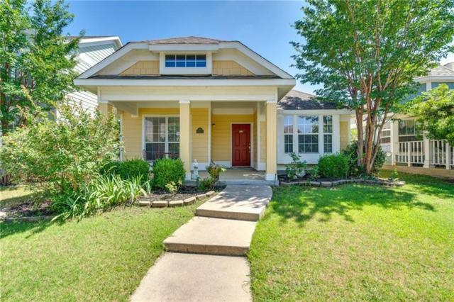 1410 Kingston Place, Providence Village, TX 76227 (MLS #14119356) :: Real Estate By Design