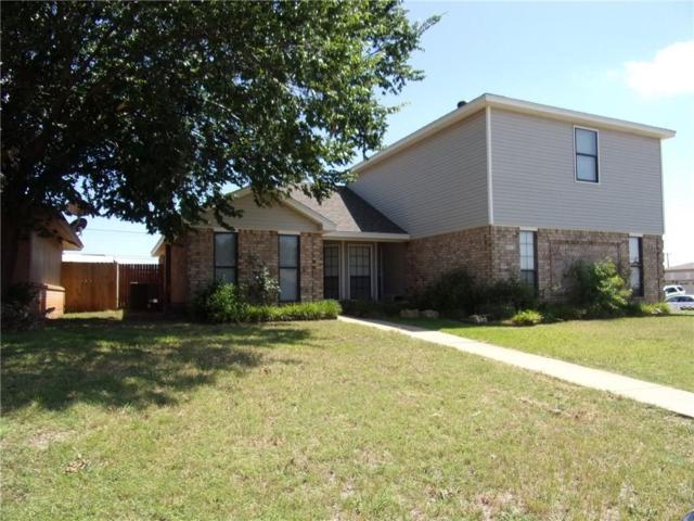 8073 Bonnie Circle, Abilene, TX 79606 (MLS #14119364) :: The Heyl Group at Keller Williams