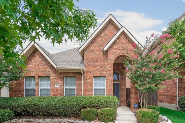 7977 Southmark Drive, Frisco, TX 75035 (MLS #14119419) :: Century 21 Judge Fite Company