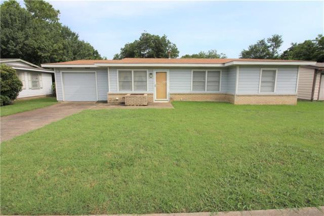 1308 Rose Avenue, Cleburne, TX 76033 (MLS #14119422) :: RE/MAX Town & Country