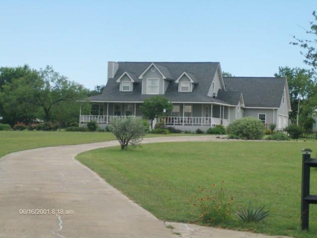 157 Patti Lane, Comanche, TX 76442 (MLS #14119426) :: RE/MAX Town & Country