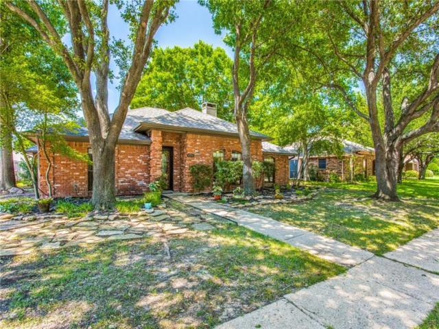 3701 Andrea Lane, Rowlett, TX 75088 (MLS #14119460) :: The Heyl Group at Keller Williams