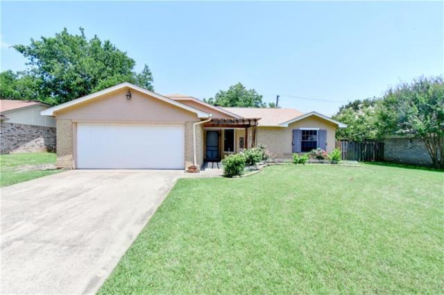 1309 Timbercrest Drive, Benbrook, TX 76126 (MLS #14119475) :: Potts Realty Group