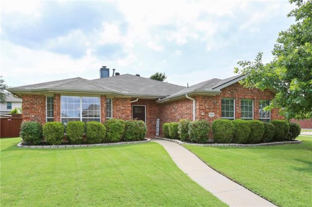 1009 Chesterfield Drive, Murphy, TX 75094 (MLS #14119502) :: Hargrove Realty Group
