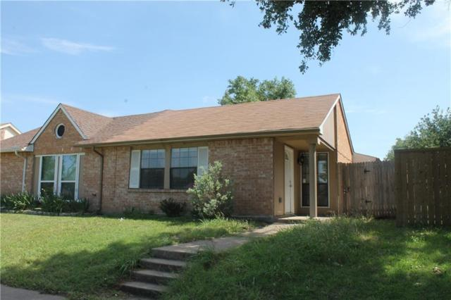 4509 Chapman Street, The Colony, TX 75056 (MLS #14119517) :: NewHomePrograms.com LLC