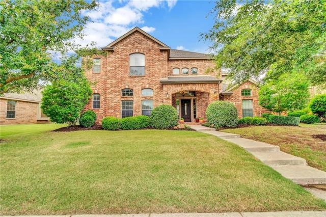 1509 Millwood Lane, Allen, TX 75002 (MLS #14119532) :: The Good Home Team