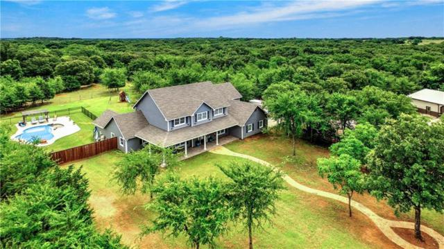 2266 Scarbrough Road, Sadler, TX 76264 (MLS #14119593) :: Roberts Real Estate Group
