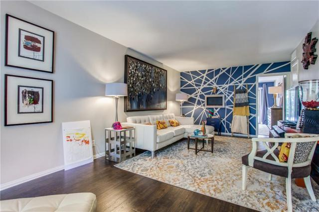 5010 Les Chateaux Drive #225, Dallas, TX 75235 (MLS #14119679) :: The Heyl Group at Keller Williams