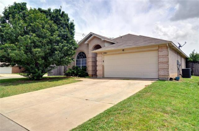 7901 Regency Lane, Fort Worth, TX 76134 (MLS #14119694) :: RE/MAX Town & Country