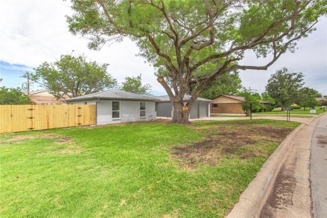 6512 Westrock Drive, Fort Worth, TX 76133 (MLS #14119715) :: The Tierny Jordan Network