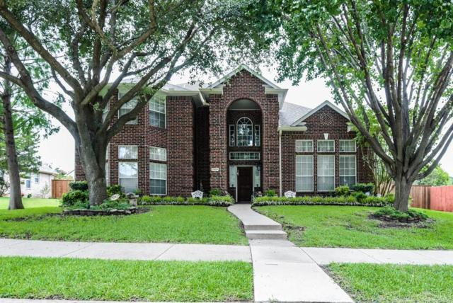 7509 Silver Lake Drive, Rowlett, TX 75089 (MLS #14119734) :: The Heyl Group at Keller Williams