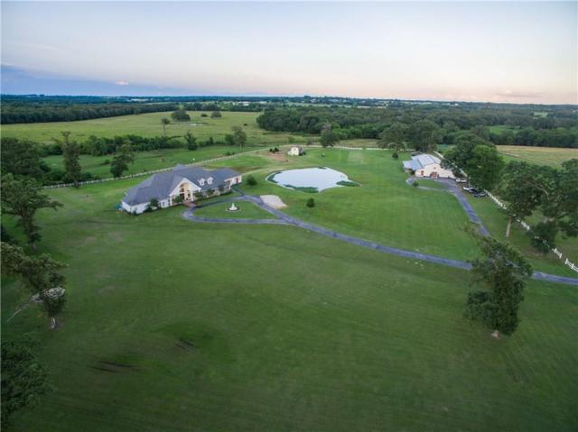 552 Vz County Road 2142, Wills Point, TX 75169 (MLS #14119777) :: RE/MAX Town & Country