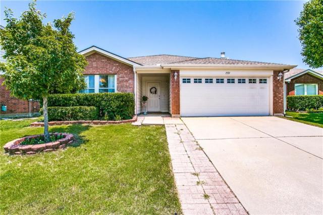 1551 Brandywine Lane, Little Elm, TX 75068 (MLS #14119781) :: Vibrant Real Estate