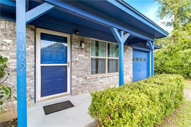 1009 W Bridge Street, Weatherford, TX 76086 (MLS #14119787) :: The Heyl Group at Keller Williams