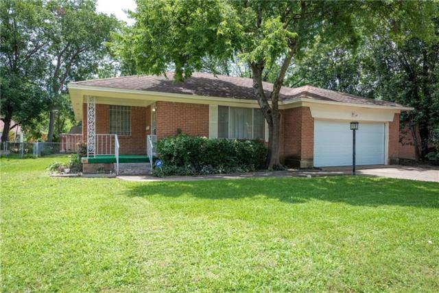 7112 Clearcrest Drive, Dallas, TX 75217 (MLS #14119790) :: The Heyl Group at Keller Williams