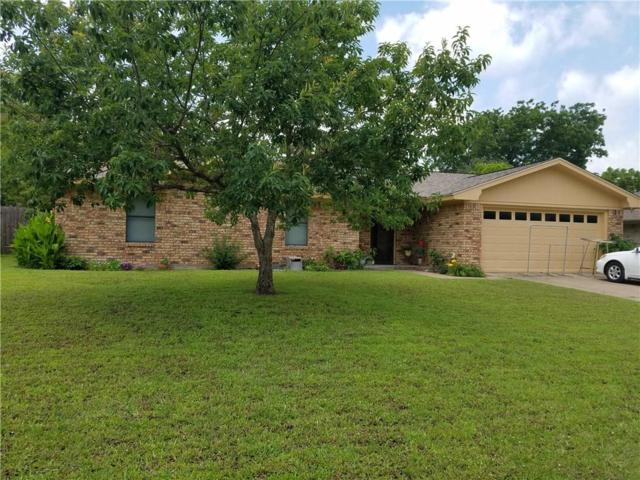 1336 Inglewood Drive, Stephenville, TX 76401 (MLS #14119791) :: RE/MAX Town & Country