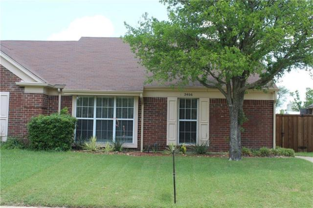 2406 Country Hollow Lane, Garland, TX 75040 (MLS #14119803) :: The Heyl Group at Keller Williams