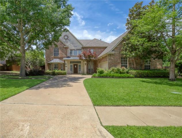 3315 Meadow Wood Drive, Richardson, TX 75082 (MLS #14119827) :: Roberts Real Estate Group