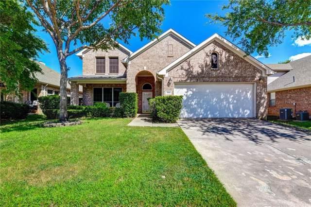 1722 Tealwood Lane, Corinth, TX 76210 (MLS #14119850) :: All Cities Realty