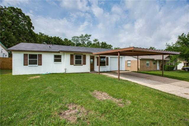 14312 Spring Oak Drive, Balch Springs, TX 75180 (MLS #14119886) :: Lynn Wilson with Keller Williams DFW/Southlake