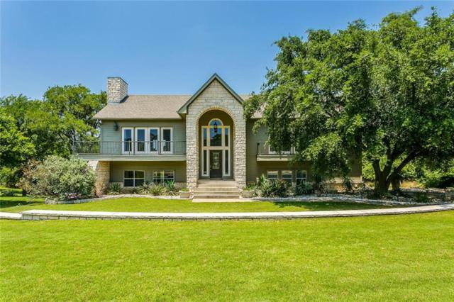 1239 Overlook Court, Whitney, TX 76692 (MLS #14119902) :: The Good Home Team