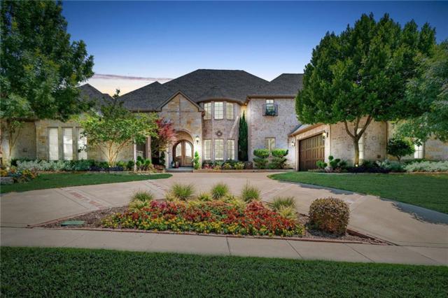 3505 Timber Glen Lane, Mckinney, TX 75072 (MLS #14119903) :: RE/MAX Town & Country