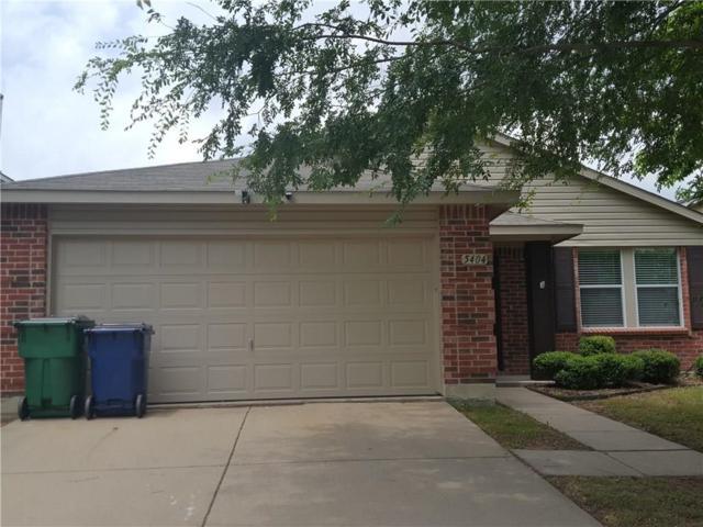 5404 Still Canyon Drive, Mckinney, TX 75071 (MLS #14119913) :: Robbins Real Estate Group