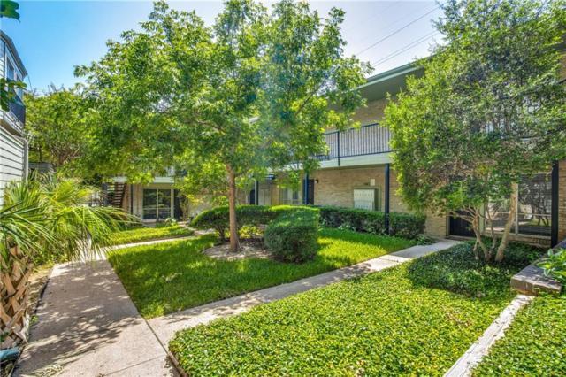 3203 Carlisle Street #114, Dallas, TX 75204 (MLS #14119921) :: Team Hodnett
