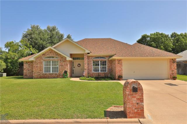 2218 Rim Rock Road, Abilene, TX 79606 (MLS #14119954) :: The Good Home Team