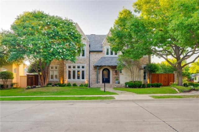5009 Charles Place, Plano, TX 75093 (MLS #14119972) :: The Heyl Group at Keller Williams
