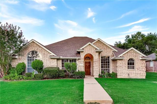 1217 Holly Hill Drive, Grand Prairie, TX 75052 (MLS #14119978) :: RE/MAX Town & Country