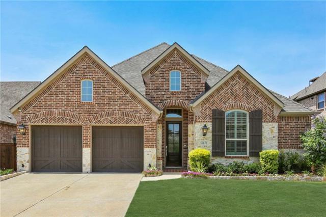 4471 Crossvine Drive, Prosper, TX 75078 (MLS #14120024) :: Real Estate By Design