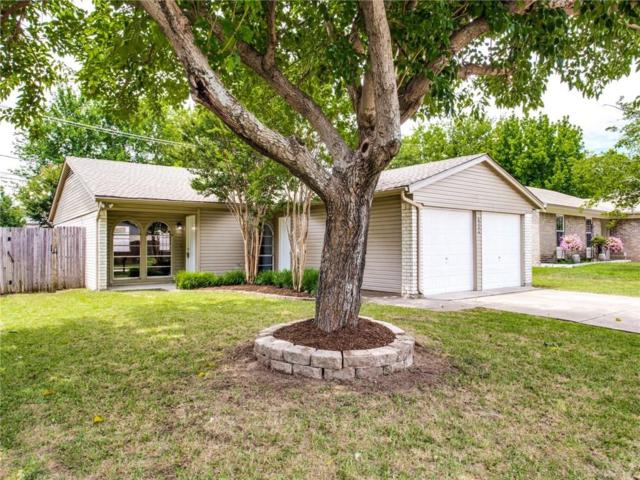 6204 Kary Lynn Drive S, Watauga, TX 76148 (MLS #14120041) :: The Heyl Group at Keller Williams