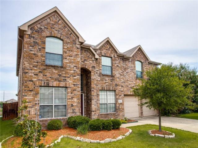 14916 Riverside Drive, Little Elm, TX 75068 (MLS #14120061) :: NewHomePrograms.com LLC