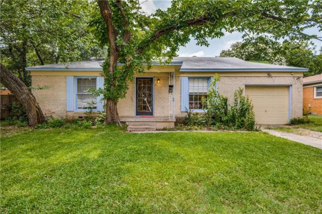 1537 John Smith Drive, Irving, TX 75061 (MLS #14120068) :: Real Estate By Design