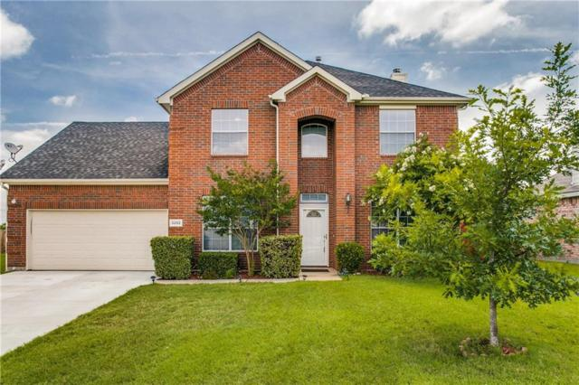 3202 Silver Point Court, Mansfield, TX 76063 (MLS #14120128) :: The Tierny Jordan Network