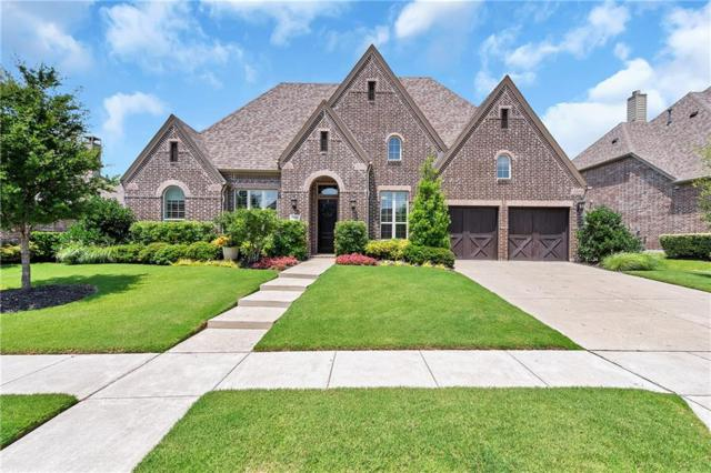 900 Moss Glen Drive, Prosper, TX 75078 (MLS #14120131) :: Van Poole Properties Group