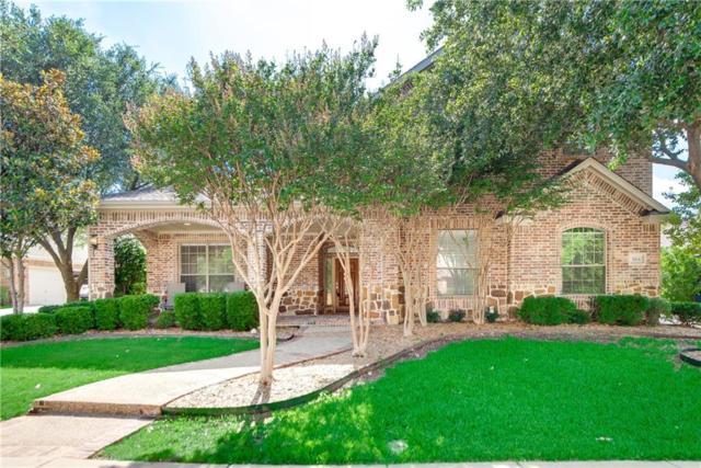 804 Hackberry Ridge Drive, Mckinney, TX 75072 (MLS #14120132) :: RE/MAX Town & Country